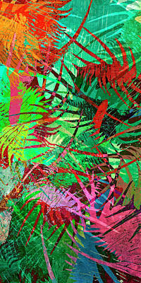 Digital Art - Tropical Delight No. 2 by Sandra Selle Rodriguez