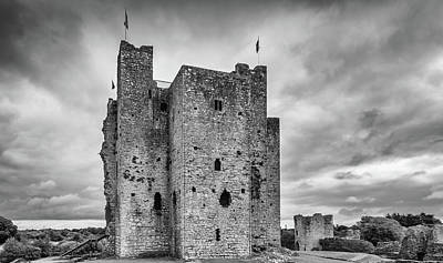 Photograph - Trim Castle , Co Meath 2 by Martina Fagan