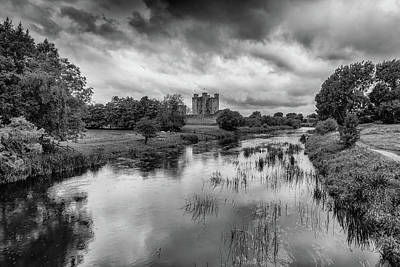 Photograph - Trim Castle And The River Boyne by Martina Fagan