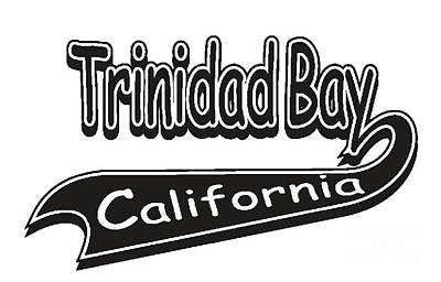 Trinidad Bay California Art Print
