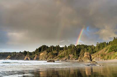 Photograph - Trinidad Rainbow by Greg Nyquist