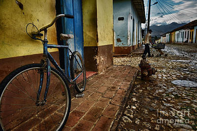 Photograph - Trinidad Streets by Jose  Rey