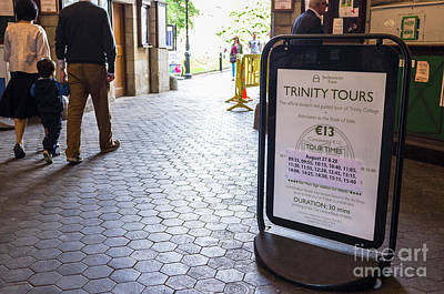 Photograph - Trinity Tours by Jim Orr