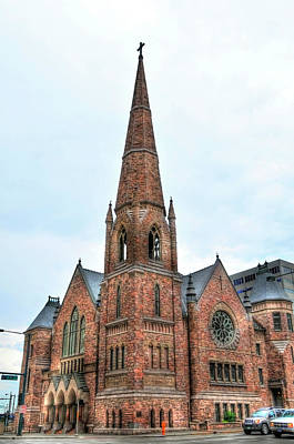 Trinity United Methodist Church In Denver Original