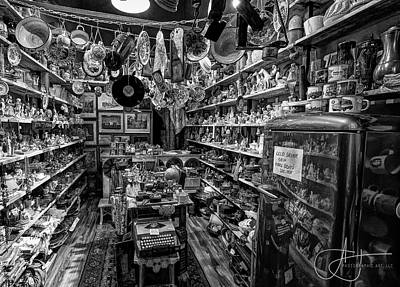 Photograph - Trinkets by John Hoey