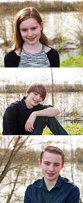 Photograph - Trio 2 by Rebecca Cozart