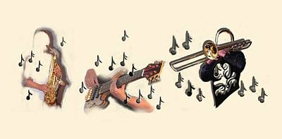 - Musical Trio by Tom Conway