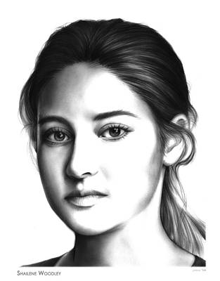 Tris Art Print