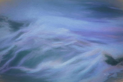 Photograph - Trishas Ocean Dreams by Bill Posner