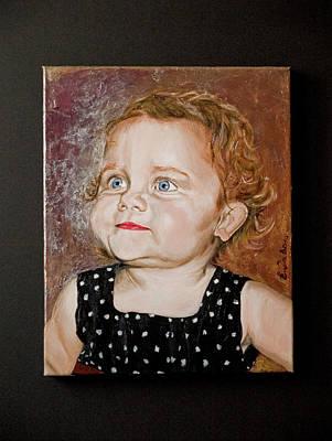 Painting - Trista by Elisabeth Dubois