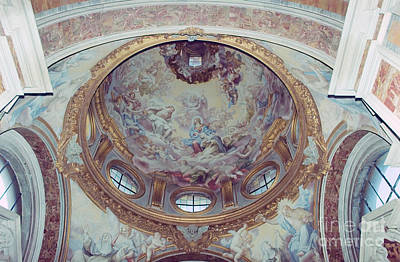 Saint Catherine Of Siena Chapel Photograph - Triumph Of Saint Catherine by Fabrizio Ruggeri