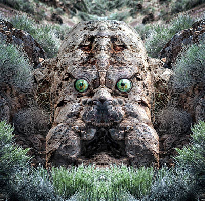 Digital Art - Troll 1 by Rick Mosher