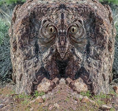 Digital Art - Troll 3 by Rick Mosher