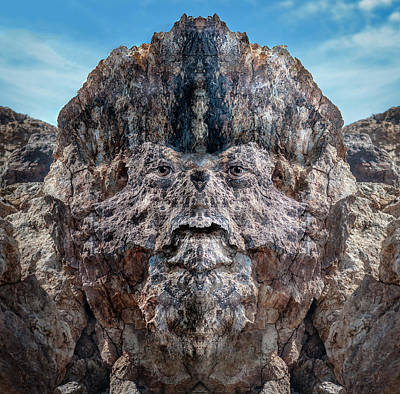 Digital Art - Troll 4 by Rick Mosher