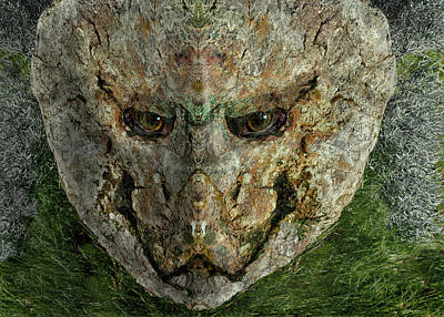 Digital Art - Troll 6 by Rick Mosher