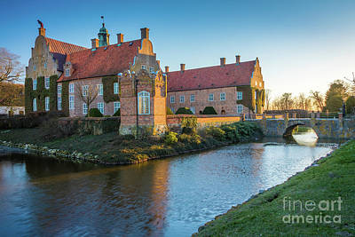 Photograph - Trolle-ljungby Castle by Inge Johnsson