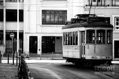 Photograph - Trolley by John Rizzuto