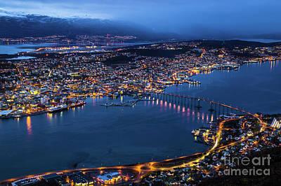 Photograph - Tromso Norway #20 by Mariusz Czajkowski