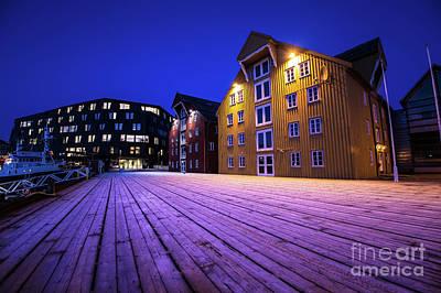 Photograph - Tromso Norway #22 by Mariusz Czajkowski