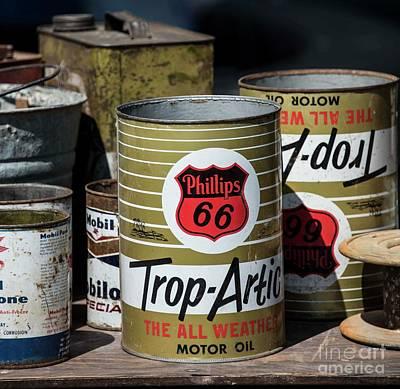 Photograph - Trop Artic Oil by David Bearden