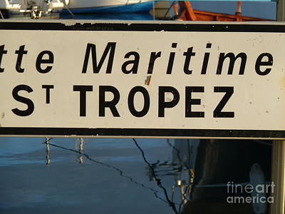 Photograph - Tropez by Rogerio Mariani