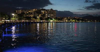 Photograph - Tropic Night by Jocelyn Kahawai