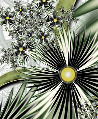 Digital Art - Tropica by Karla White