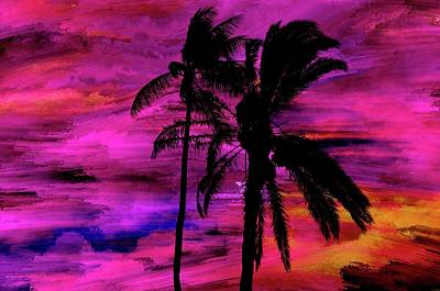 Photograph - Tropical 1 by Kristalin Davis