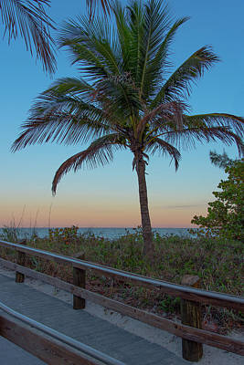 Seascape Photograph - Tropical Dawn by Artful Imagery