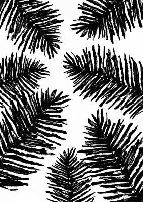 Tropical Day Art Print