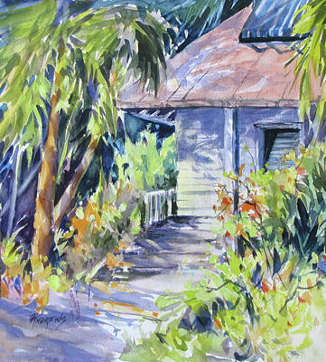 Painting - Tropical Haven by Rae Andrews