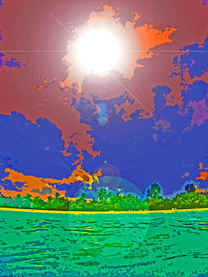 Tropical Heat. Original by Andy Za