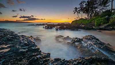 Photograph - Tropical Island Sunset by Pierre Leclerc Photography