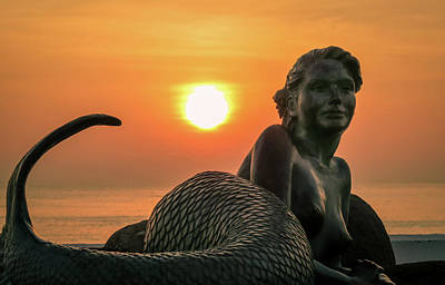 Photograph - Tropical Mermaid by Michael Niessen