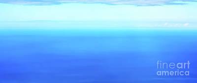 Photograph - Tropical Ocean Panorama by Jan Brons