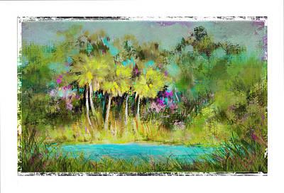 Photograph - Tropical Palms by Carla Parris
