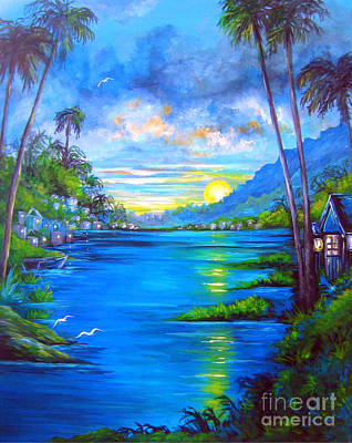 Painting - Blue by Patrice Torrillo