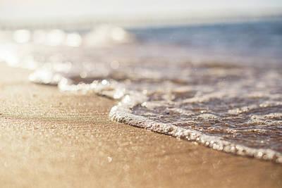 Photograph - Tropical Paradise Beach Art by Wall Art Prints