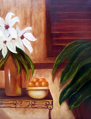 Painting - Tropical Potpouri  Sold by Susan Dehlinger