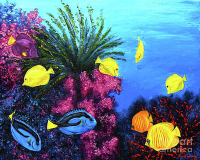 Tropical Reef Original