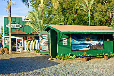 Haleiwa Photograph - Tropical Rush by Paul Topp
