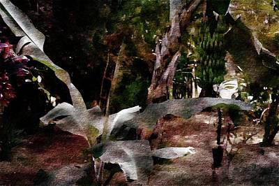 Photograph - Tropical Scene 26 by Kristalin Davis