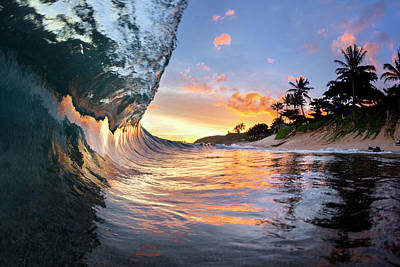 Under The Ocean Photograph - Tropical Smoothie. by Sean Davey