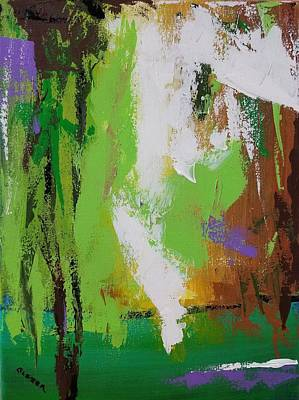 Wall Art - Painting - Tropical by Stuart Glazer