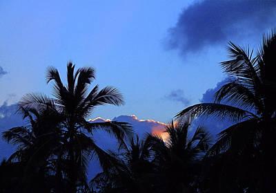 Photograph - Tropical Sunrise I I by Newwwman