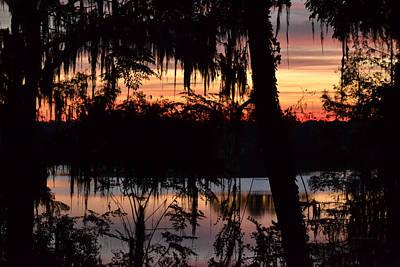 Photograph - Tropical Sunrise by rd Erickson