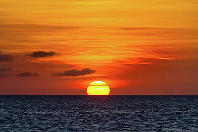 Photograph - Tropical Sunset by Arthur Dodd