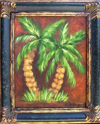 Painting - Tropical by Susan Dehlinger