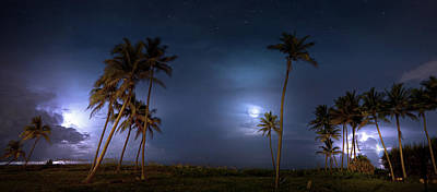 Photograph - Tropical Tempest by Mark Andrew Thomas
