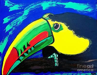 Tropical Toucan Original
